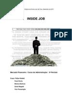 Resenha Inside Job