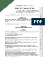 MPRJ - Servidores - Lei 5891