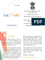 The Pundit - 4th Edition - 26 January 2008