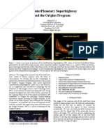 The InterPlanetary Superhighway and the Origins Program