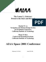 The Lunar L1 Gateway