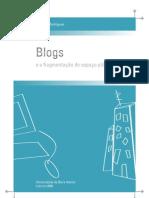 Blogs e a Fragmentacao Do Espaco Publico