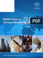 Mobile Financial Services Report 2011