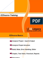 EZSource Training