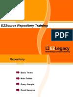 Repository Training
