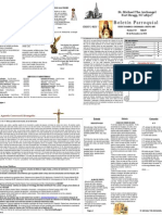 Boletin Sma 26 Nov 06 Xxxiv Domingo Ordinario Cristo Rey Ciclo b