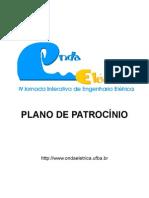 Plano Patrocinio '06 '07