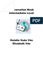 Conversation Book Intermediate