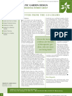 Spring 2006 Newsletter - Healthcare and Therapeutic Design Professional Practice Network