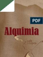 Arte Bar Café Alquimia