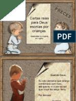 Cartas Reais Para Deus Escritas Por Criancas