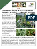 Fall 2008 Newsletter - Disabled Independent Gardeners Association