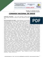 Informe de 21 de setembro da Greve nas Universidades Federais