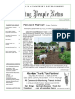 Growing People Newsletter - Summer-Fall 2002
