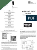 Manual Central Electrica Sovica
