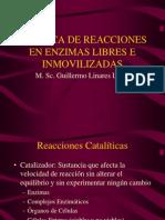 CINETICA DE REACCIONES
