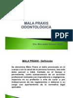 Mala Praxis Odontologica Mmsv [Modo de ad
