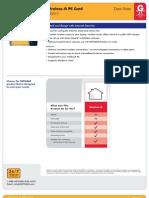 Wg511v2 Datasheet