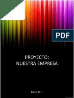 proyecto nuestra empresa