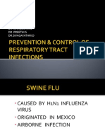 Prevention & Control of Respiratory Tract Infections