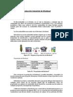 Producción Industrial de Biodiesel