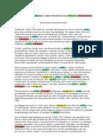 INTEGRAÇÃO DE MÍDIAS E A RECONSTRUÇÃO DA PRÁTICA PEDAGÓGICA