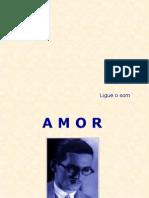 Amor de Carlos Drummond de Andrade
