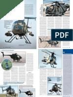 AH-6S Unmanned Little Bird