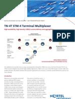 Nortel Optical TN 4T Overview