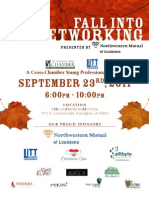 Fall Into Networking