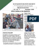 4thquarternewsletter2005