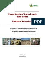 Plano de ATER - Bacia do Jacuípe