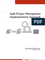 AgileProjectManagementImplemantationApproach