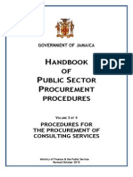 GOJ Handbook Vol 3 - Consulting Services