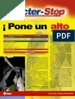 Ficha de Producto Fagro Bacterstop