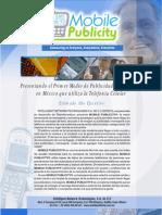 FICHA de PRODUCTO Intech Mobile Publicity