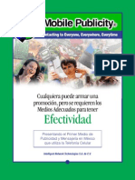 Perfil rial Intech Mobile Publicity 2003