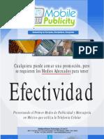 Perfil rial Intech Mobile Publicity 2005