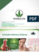 Nutrição Interna e Externa HERBALIFE