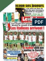 LE BUTEUR PDF du 22/09/2011