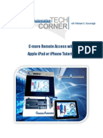TechCorner 22 - Cmore iPad Tutorial