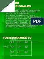 Arreglos Bi Dimension Ales (Java)