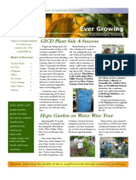 Growing People Newsletter - Summer 2007