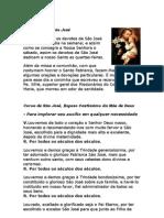 Quartas Dedicadas a Sao Jose