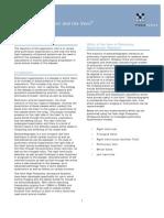 Application Note - Pulmonary Hypertension and the Vevo