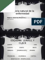 Historia Natural de La Enfermedad Enarm