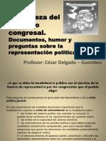 CDG - Naturaleza del mandato congresal