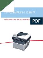 Manual Kyocera Km-2820