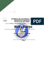 Diploma de Agradecimiento a Maestros 2006-2