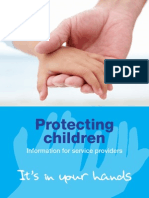 Child Protection Service Provider 1